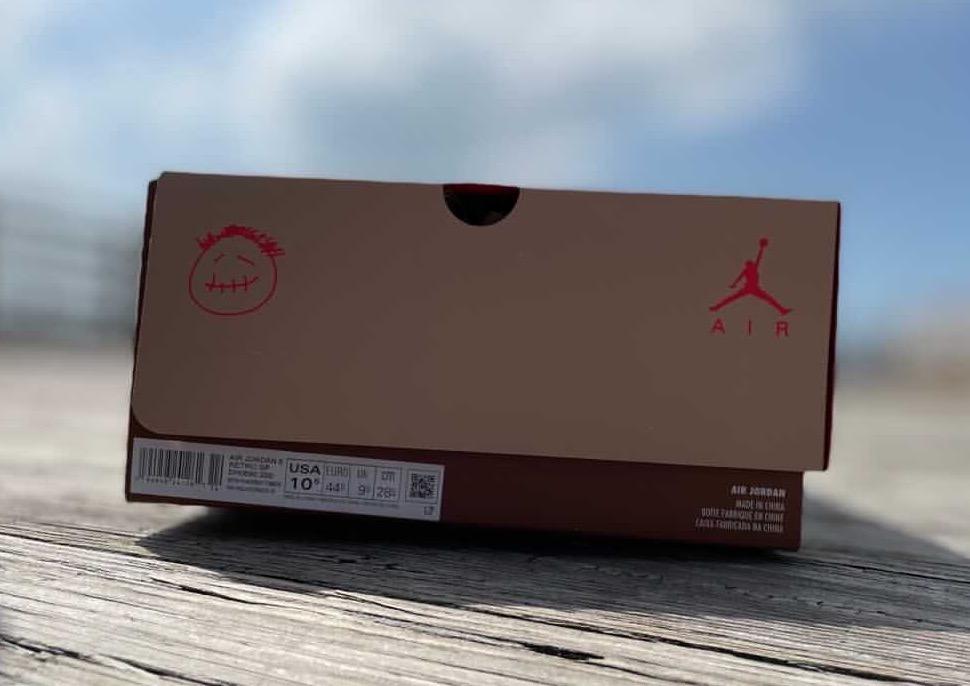 Travis Scott Air Jordan 6 British Khaki DH0690-200 2021 Release Date