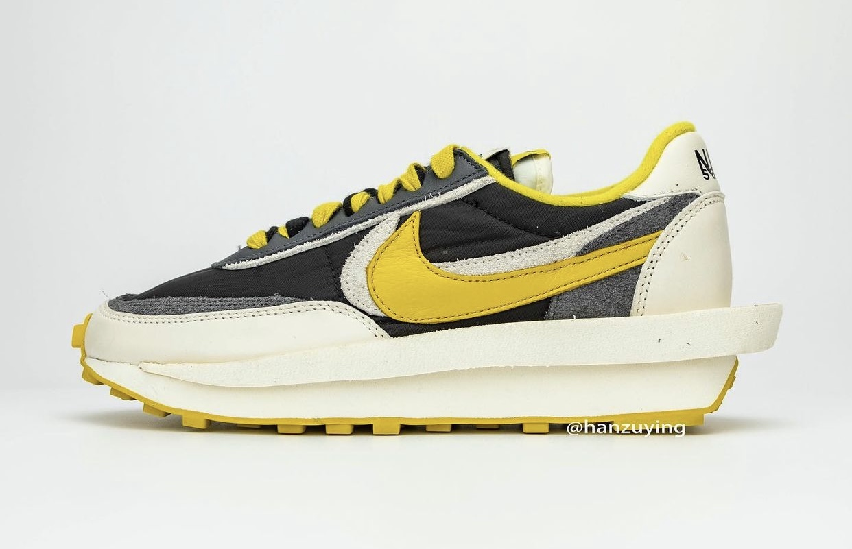 Undercover Sacai Nike LDWaffle Bright Citron DJ4877-001 Release Date Pricing