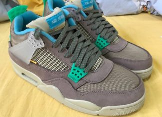 Union Air Jordan 4 Taupe Haze Release Date