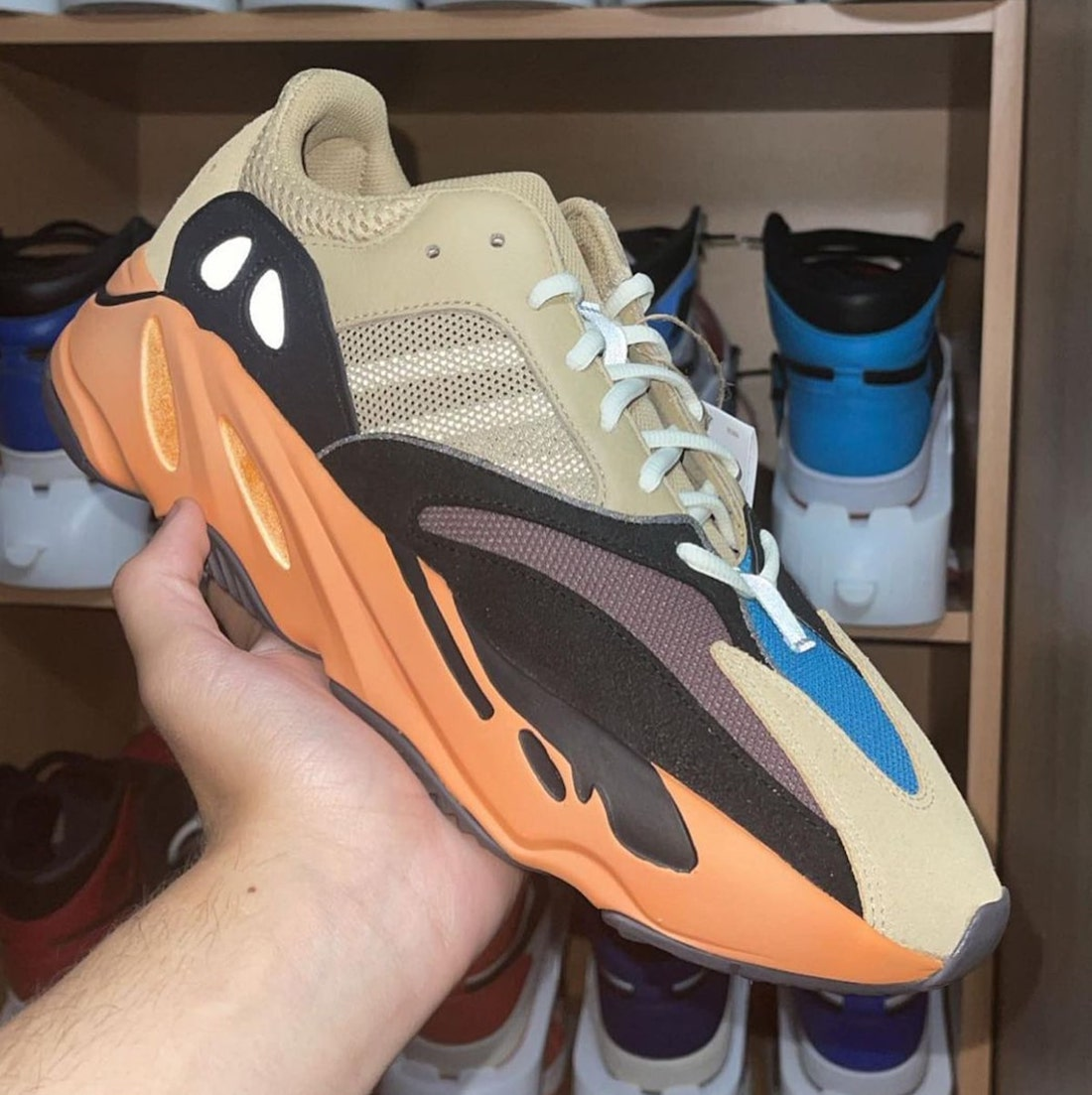 adidas Yeezy Boost 700 Enflame Amber Release Date Price