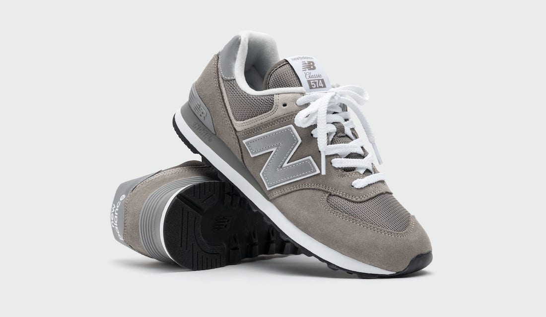 New Balance Grey Day 574 Collection Release Date