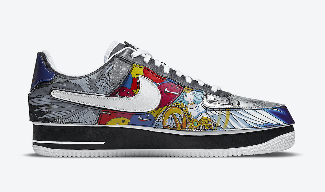 Nike Air Force 1 1 Mighty Swooshers DM5441-001 Release Date