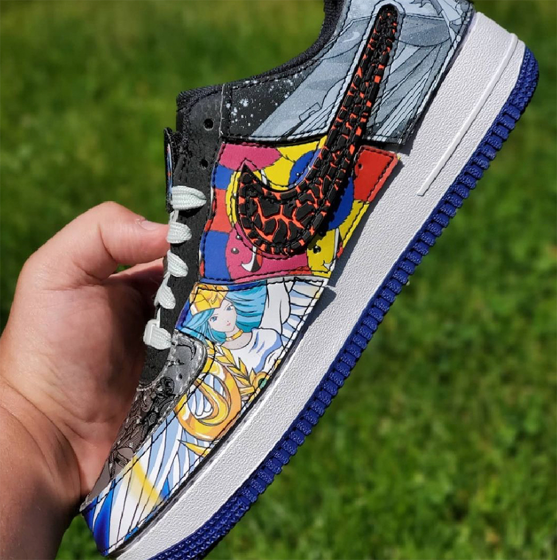 Nike Air Force 1/1 Nike and the Mighty Swooshers Release Date