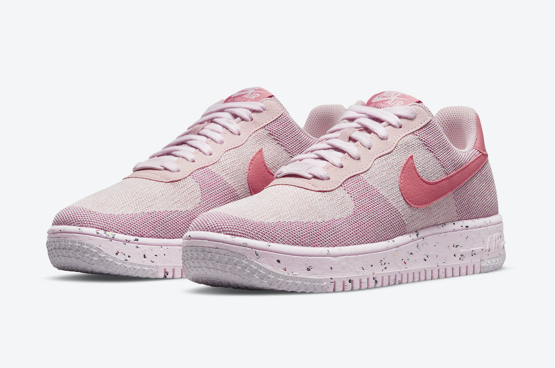 Nike Air Force 1 Crater Flyknit DC7273-600 Release Date