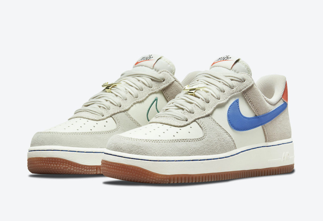 Nike Air Force 1 Low First Use DA8302-100 Release Date