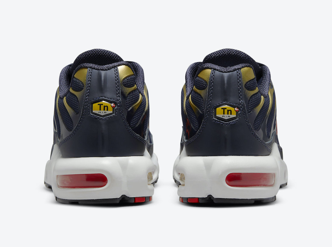 Nike Air Max Plus Olympic DH4682-400 Release Date