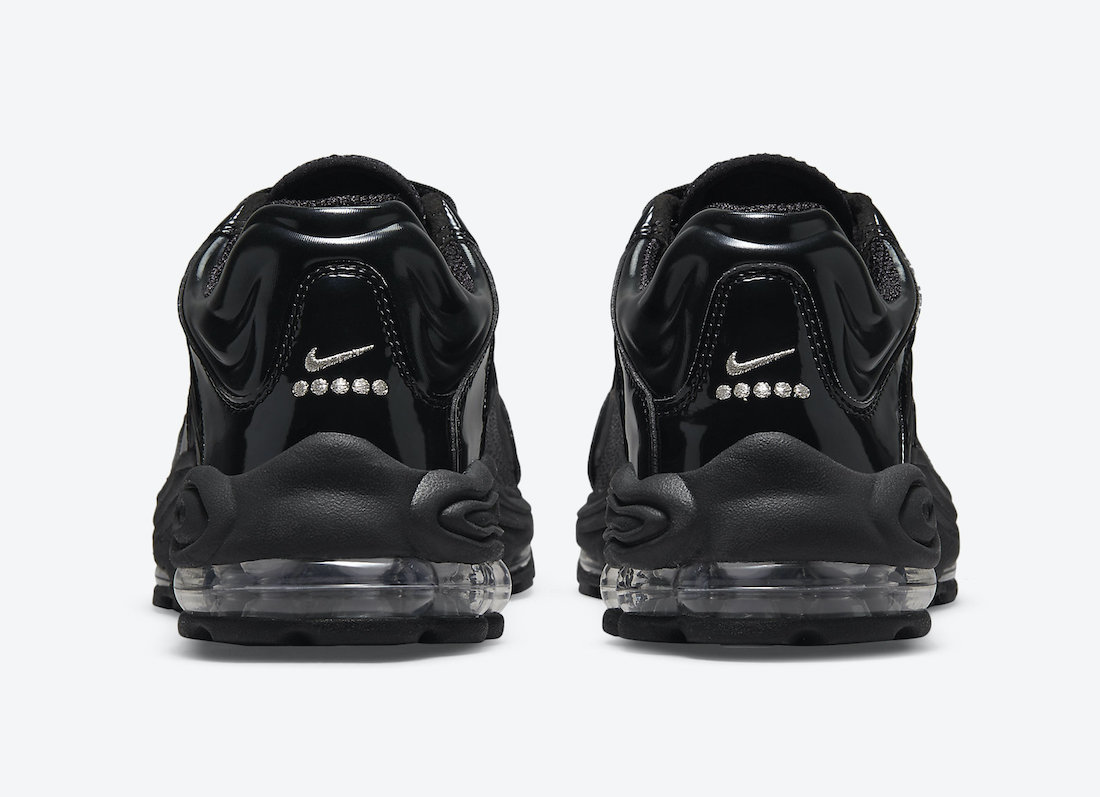 Nike Air Tuned Max Triple Black DC9288-002 Release Date