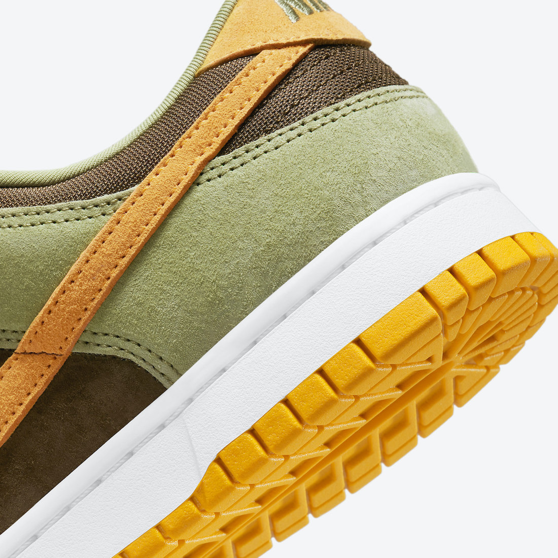 Nike Dunk Low Dusty Olive Pro Gold DH5360-300 Release Date Price