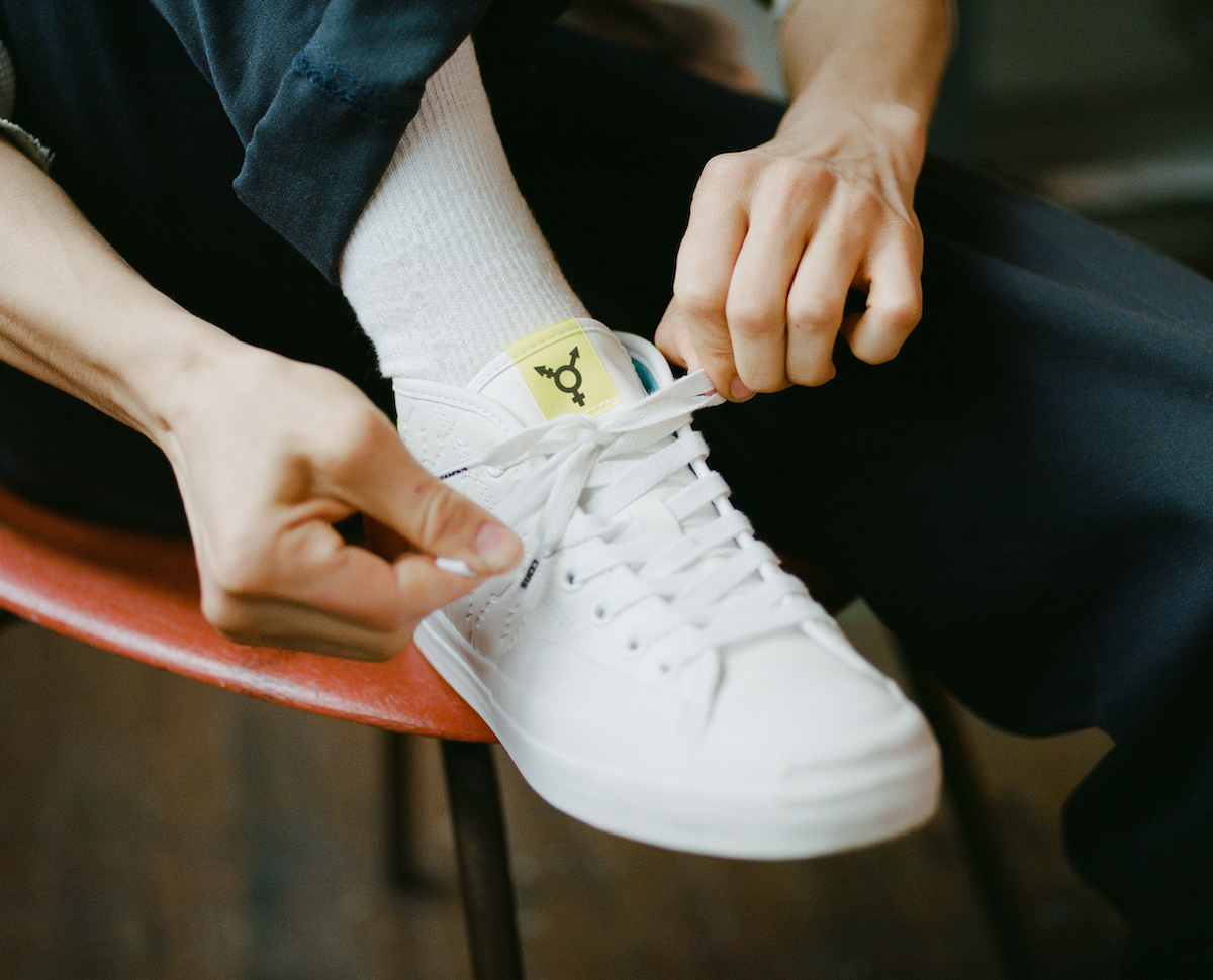 Alexis Sablone Converse Jack Purcell Pride Release Date