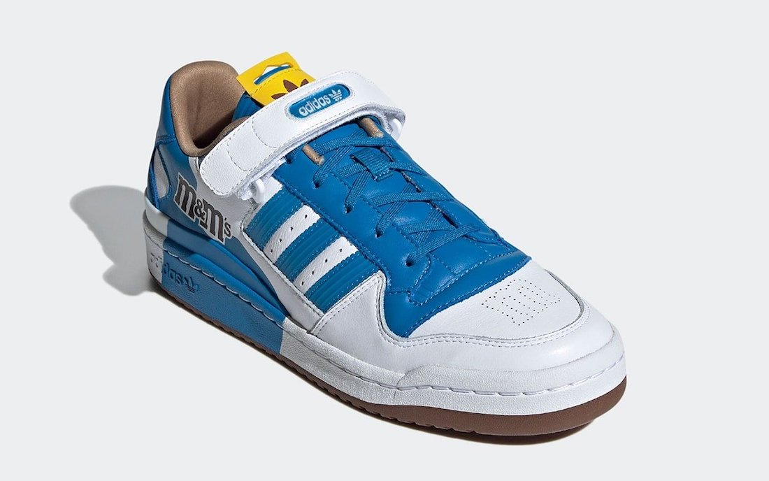 MMs adidas Forum Low Blue GZ1935 Release Date