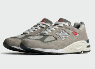 New Balance MADE 990v2 Version Series Release Date