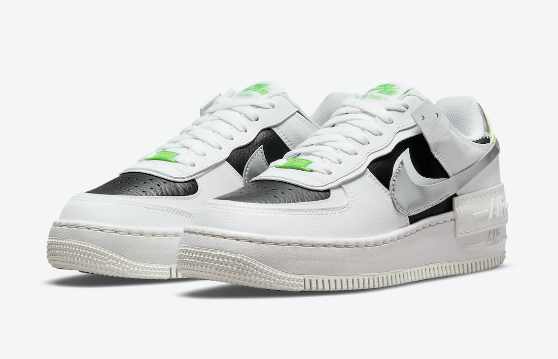 Nike Air Force 1 Shadow DN8006-100 Release Date