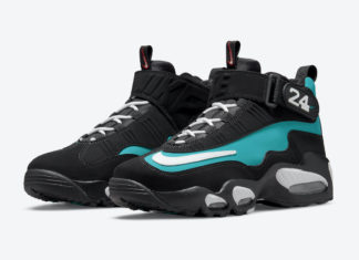 Nike Air Griffey Max 1 Freshwater 2021 DM8311-001 Release Date
