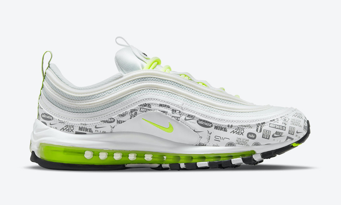 Nike Air Max 97 Reflective Logo DH0006-100 Release Date