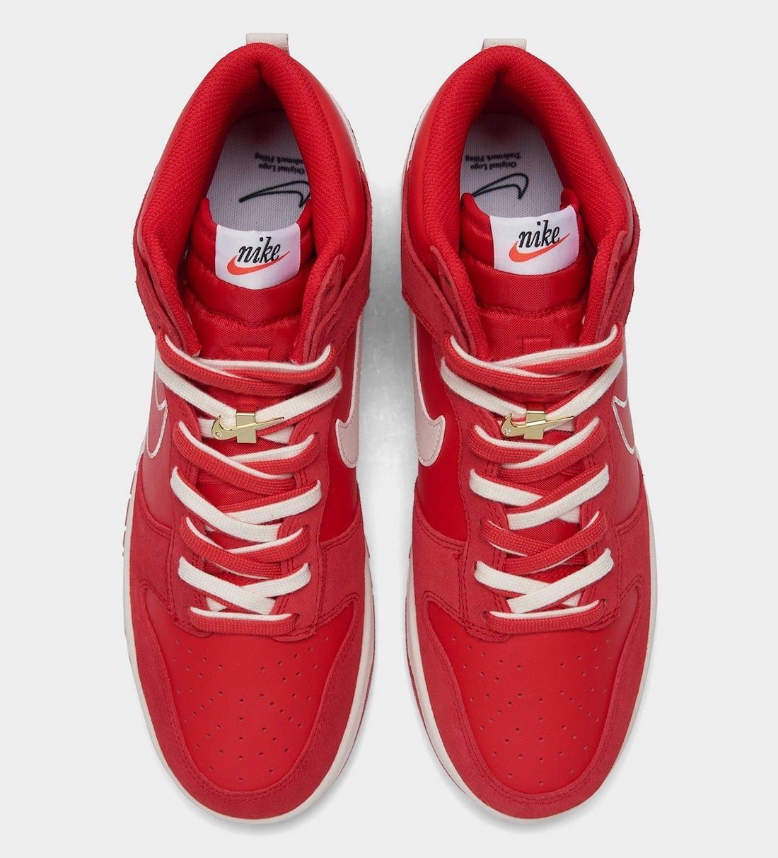 Nike Dunk High University Red Sail DH0960-600 Release Date