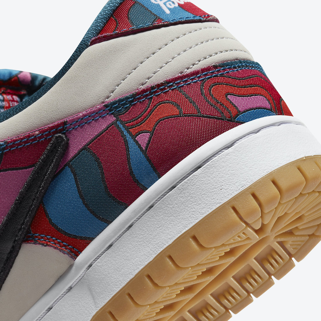 Parra Nike SB Dunk Low DH7695-600 Release Date Price