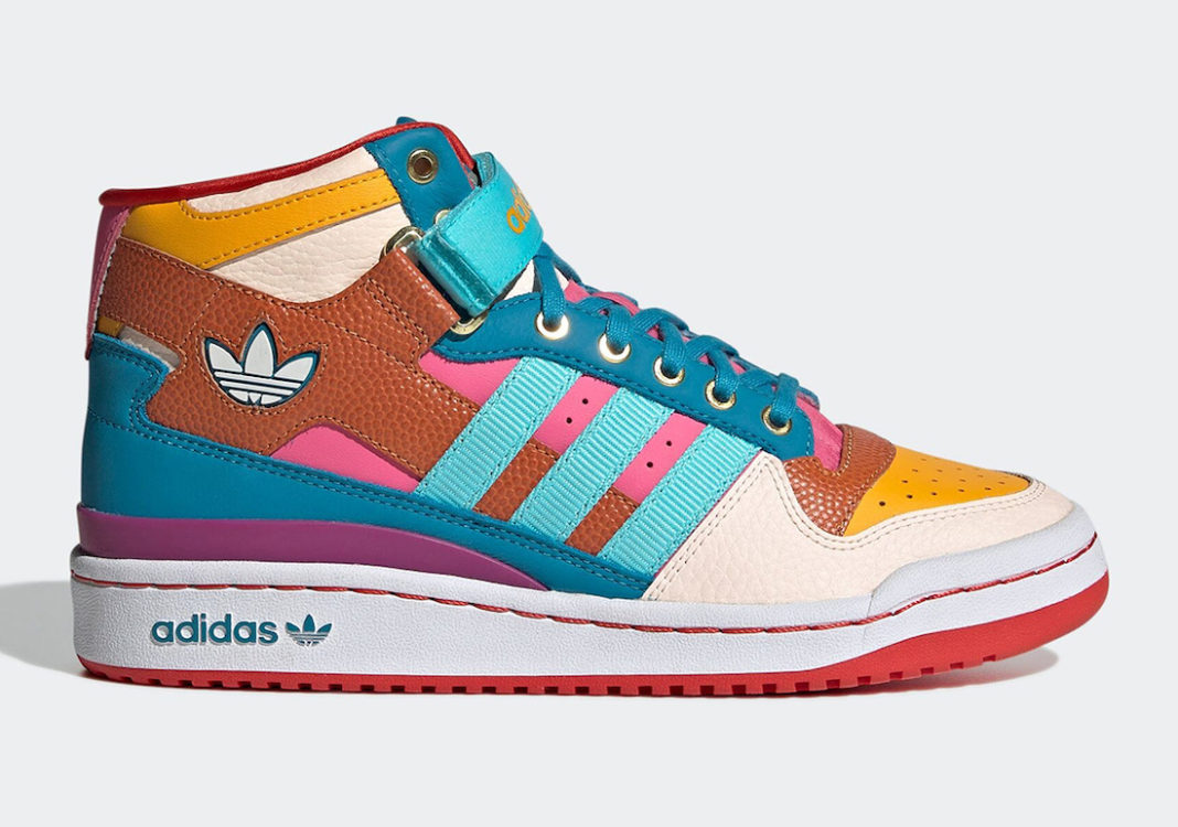 adidas Forum Mid SEED GV7673 Release Date