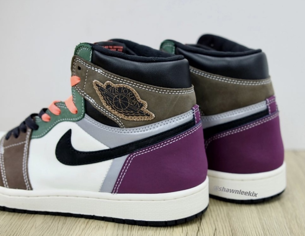 Air Jordan 1 Hand Crafted DH3097-001 Release Date