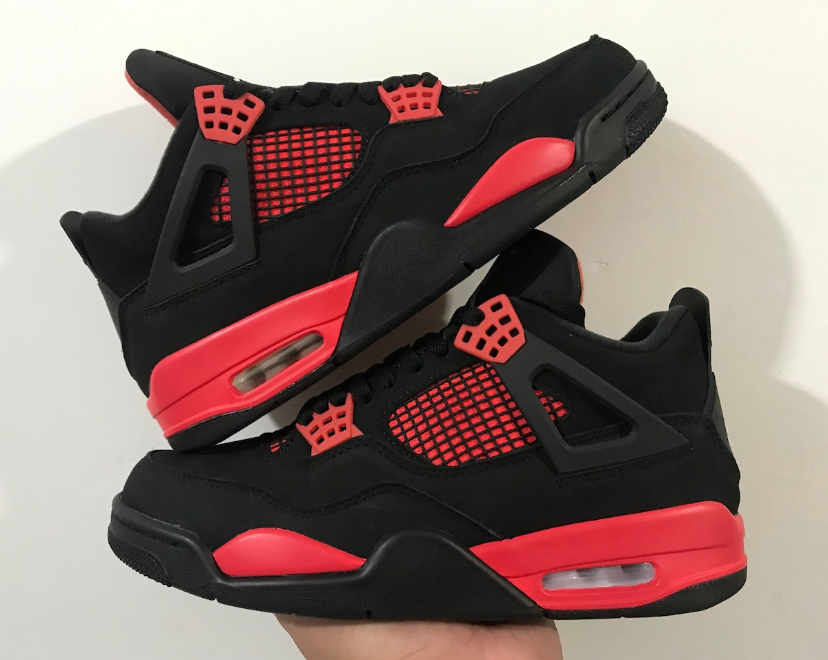 Nikesneakers, LLC Red Thunder Release Date