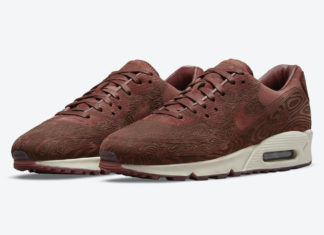 Nike Air Max 90 Laser DH4689 200 Release Date 4 324x235