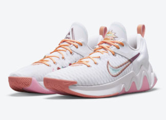 Nike Giannis Immortality Force Field DH4470-500 Release Date