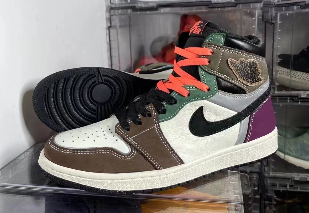 Air Jordan 1 High Hand Crafted DH3097-001 Release Date