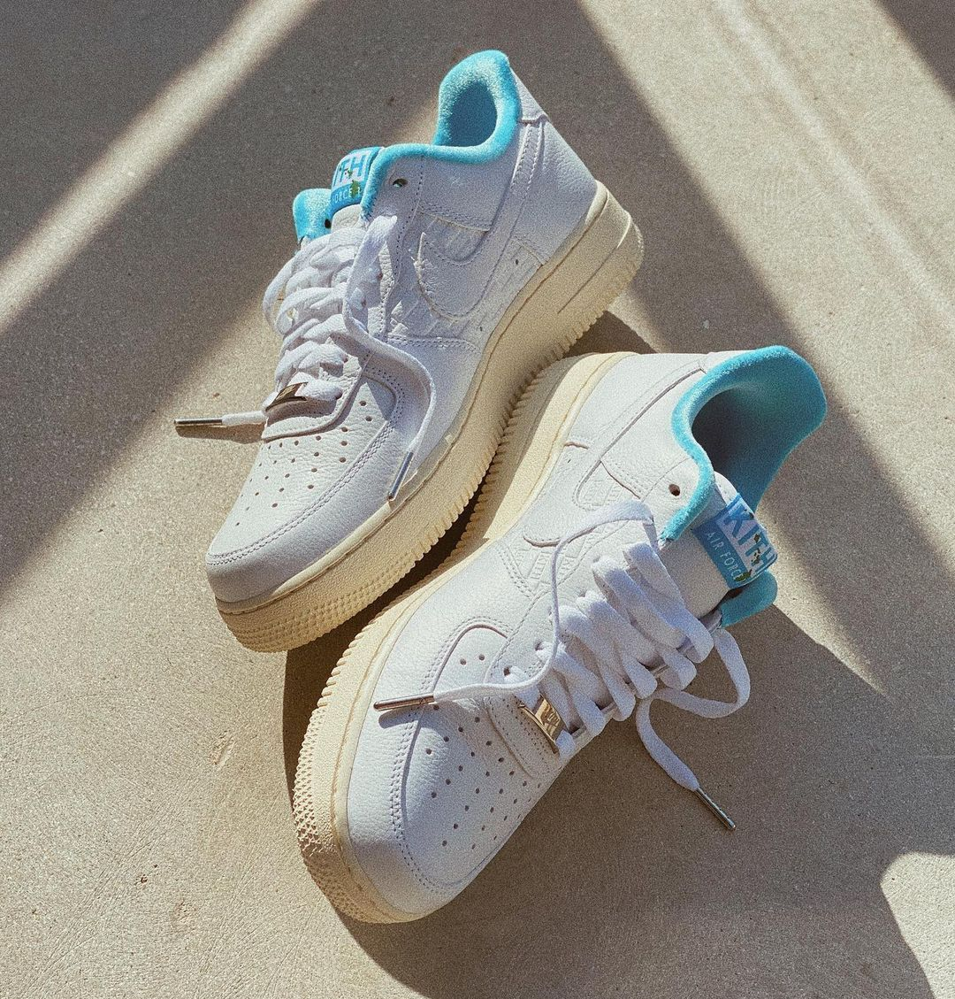 Kith Nike Air Force 1 Low Hawaii DC9555-100 Release Date Pricing