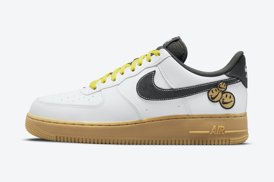 Nike Air Force 1 Go The Extra Smile DO5853 100 Release Date