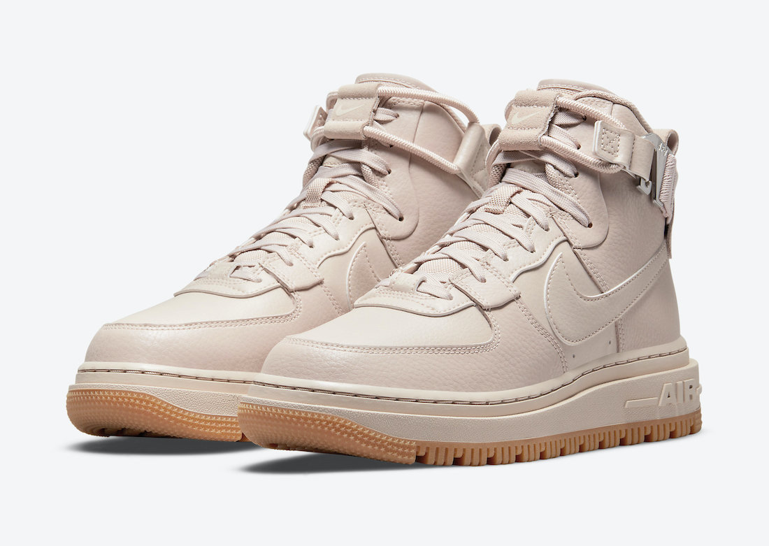 Nike Air Force 1 High Utility 2.0 Arctic Pink Gum DC3584-200 Release Date