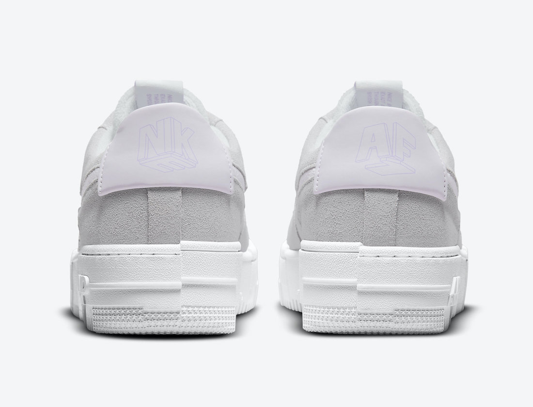 Nike Air Force 1 Pixel Photon Dust Lilac DN5058-001 Release Date