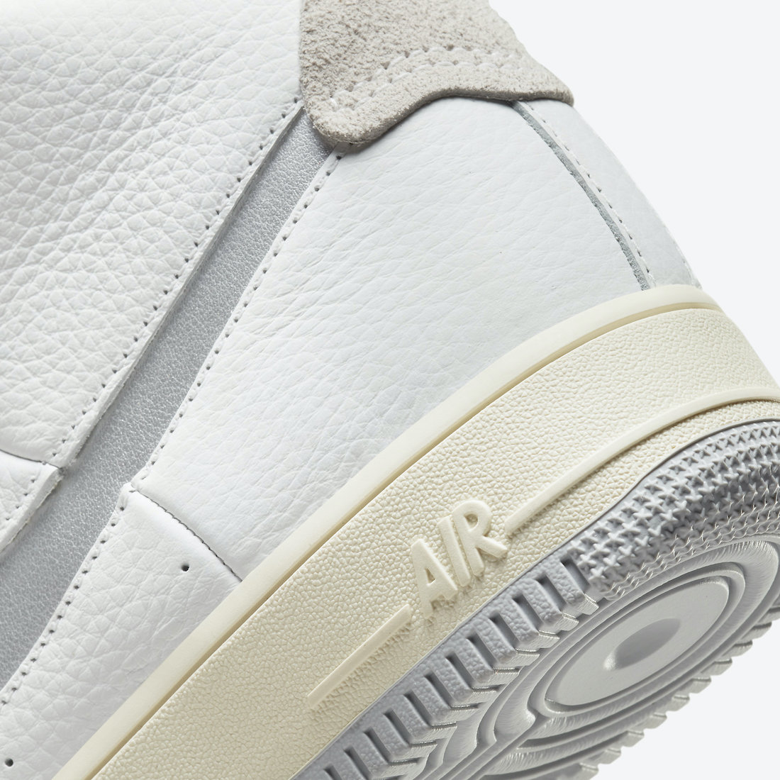 Nike Air Force 1 Strapless Light Smoke Grey DC3590-101 Release Date