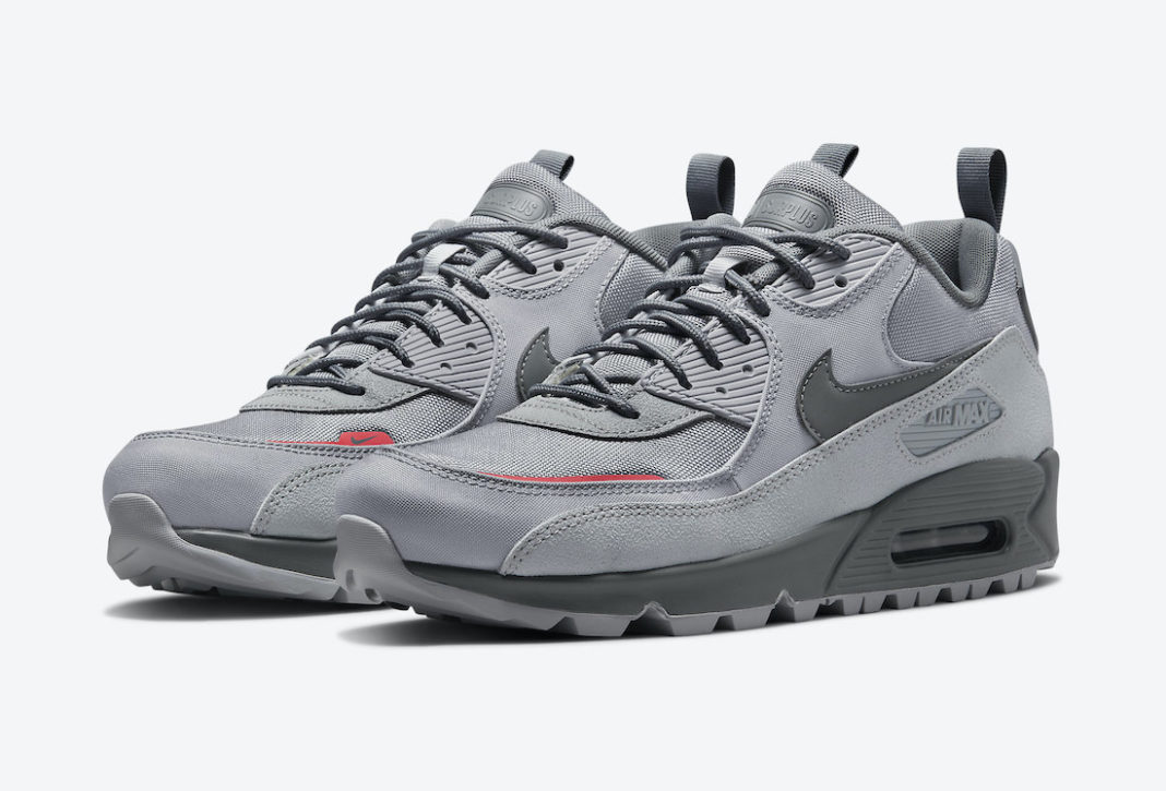 Nike Air Max 90 Surplus Wolf Grey DC9389-001 Release Date - SBD