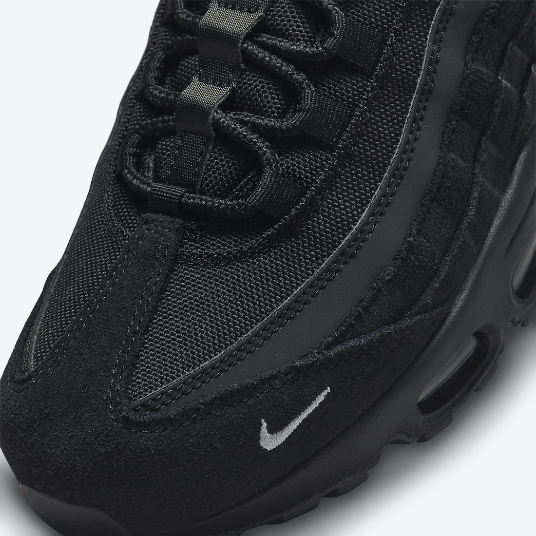 Nike Air Max 95 Black Yellow DO6704-001 Release Date