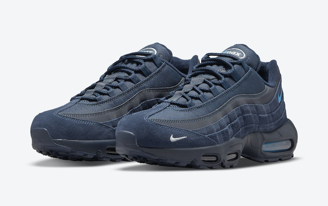 Nike Air Max 95 Navy DO6704-400 Release Date