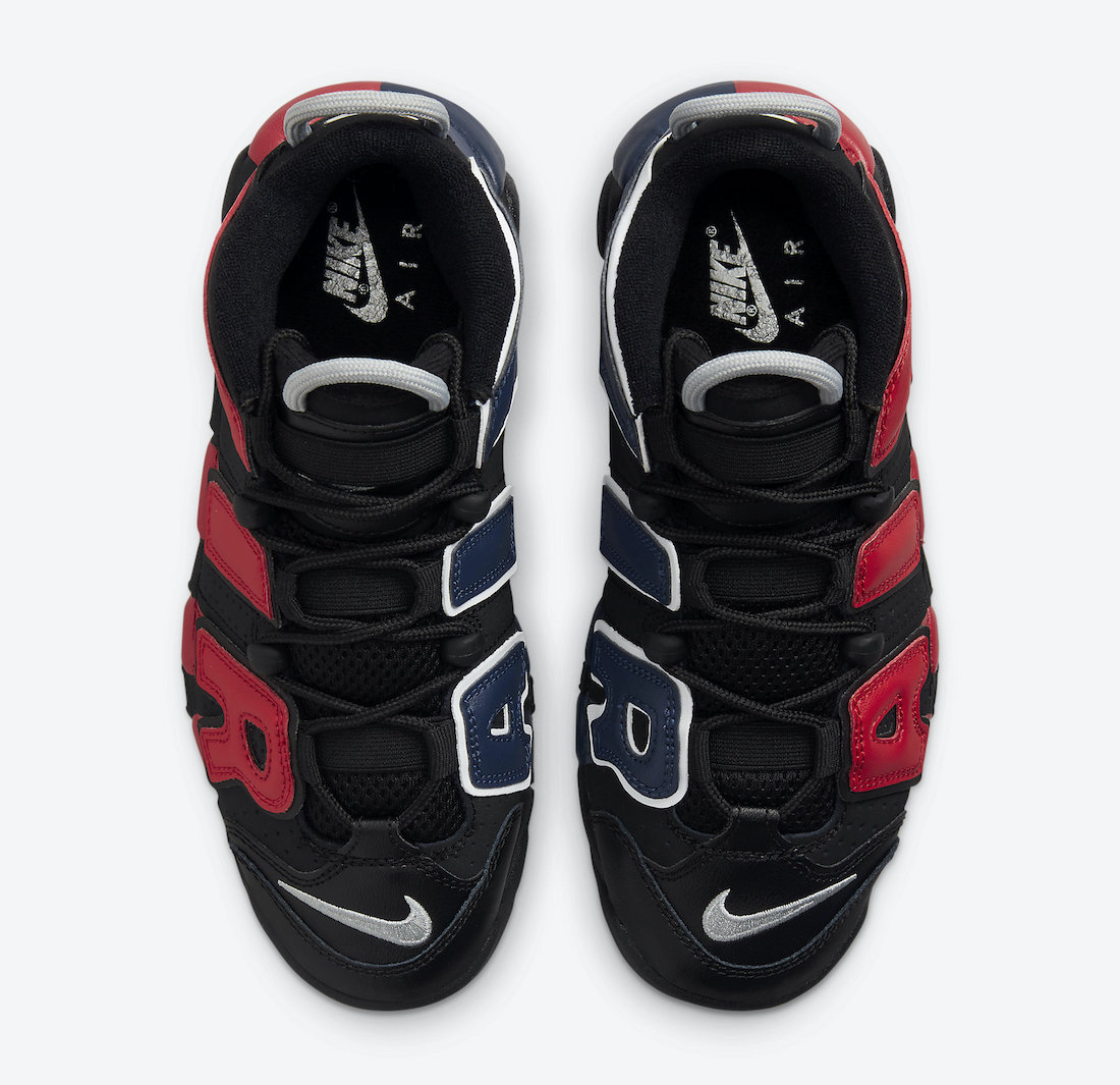 Nike Air More Uptempo DM0017-001 Release Date