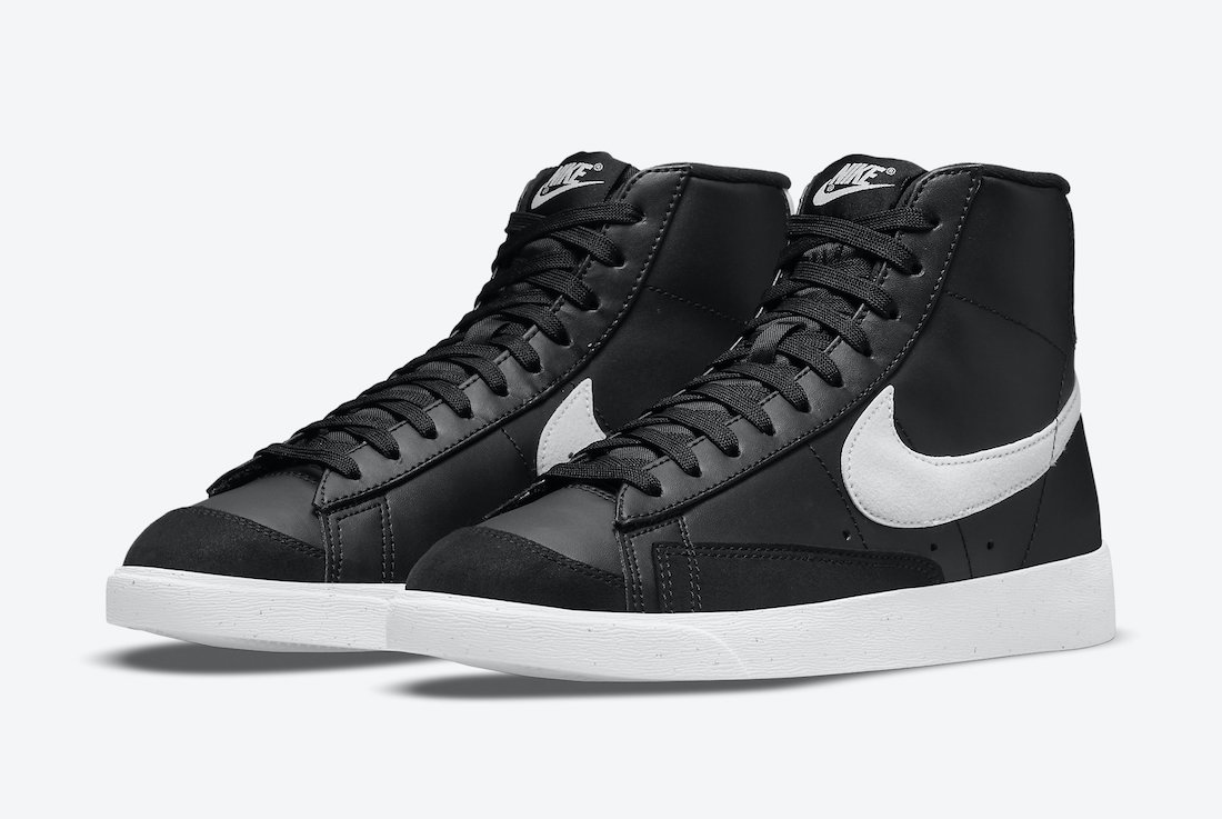 Nike Blazer Mid 77 Next Nature DO1344-001 Release Date