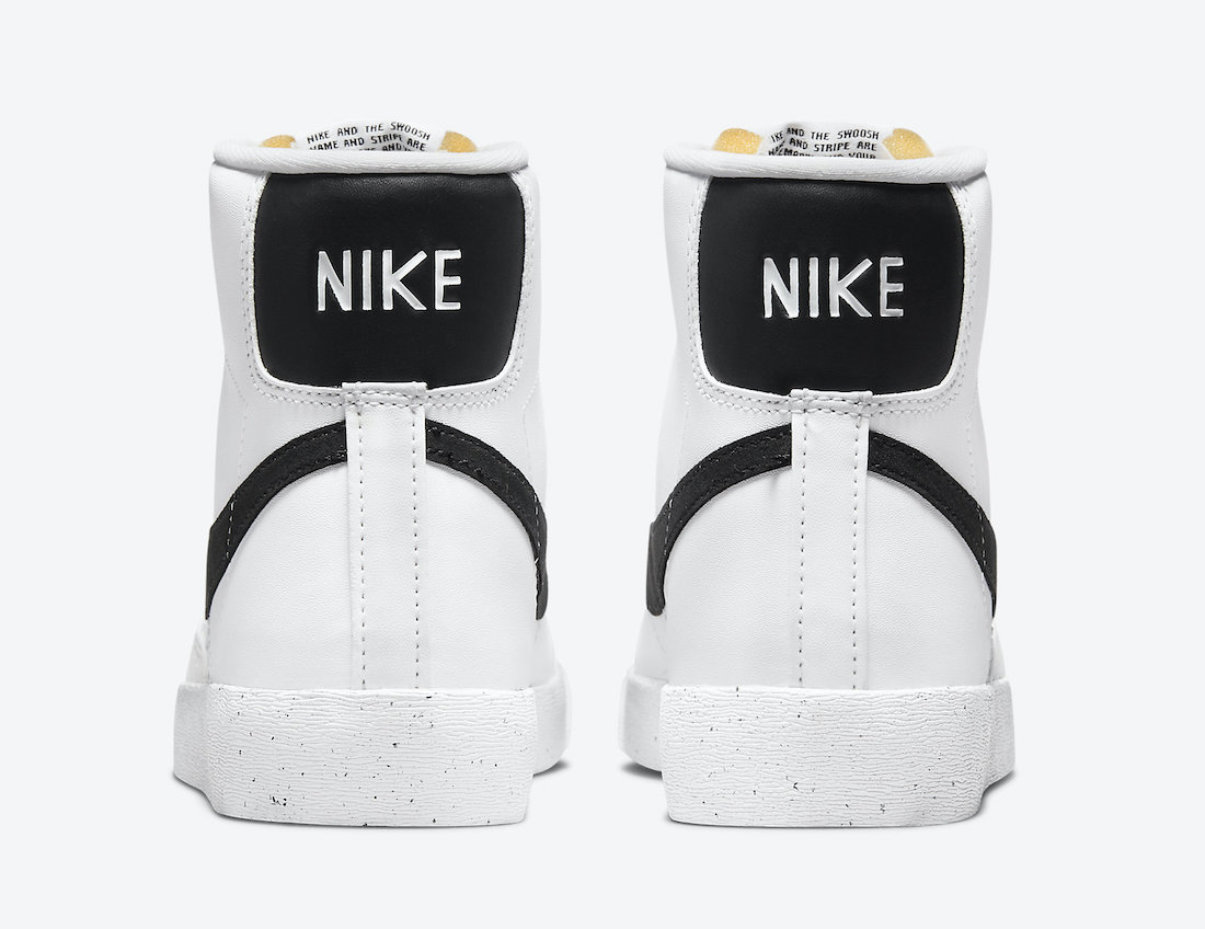 Nike Blazer Mid 77 Next Nature DO1344-101 Release Date