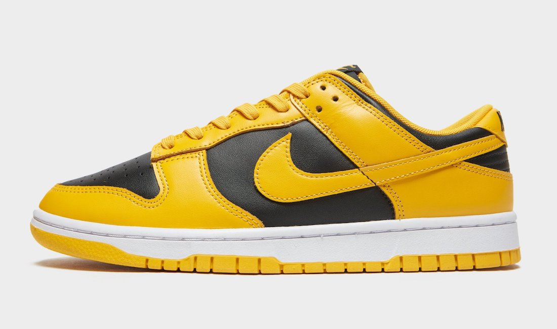 Nike Dunk Low Goldenrod DD1391-004 Release Date Price