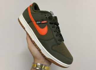 Nike Dunk Low Toasty 2021 Release Date