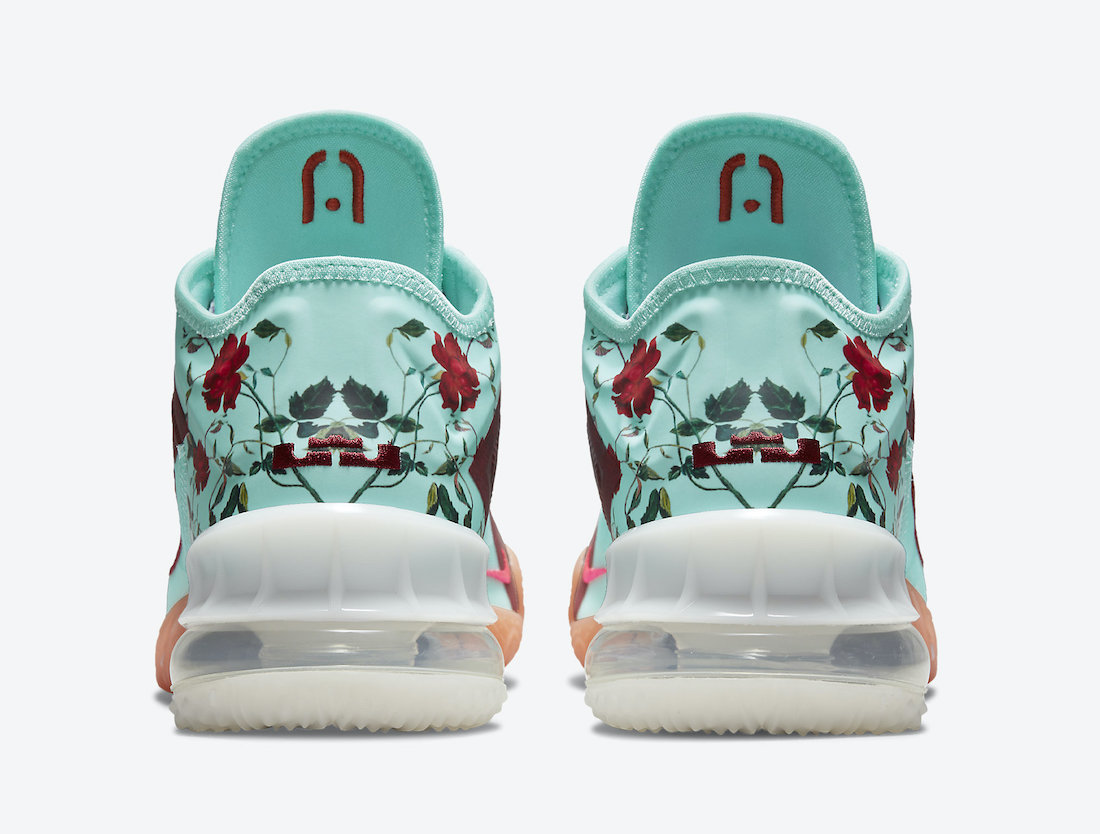 Nike LeBron 18 Low x Mimi Plange Daughters CV7562-400 Release Date