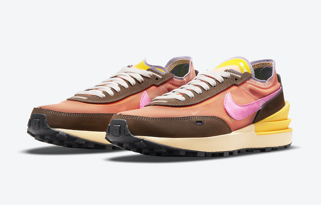 Nike Waffle One Exeter Edition DM8114-800 Release Date