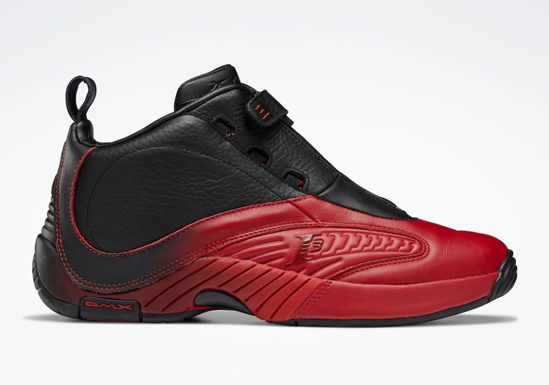 Reebok Answer IV Black Flash Red H01302 Release Date
