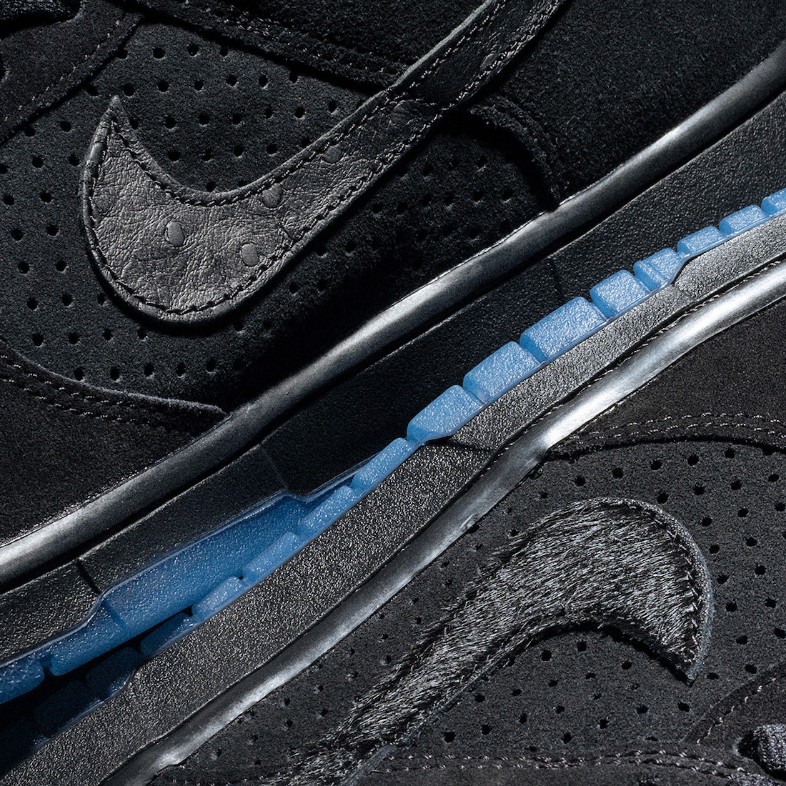 Undefeated Nike AF-1 vs Dunk 5 On It Drop 2 DO9329-001 DM8462-400 Release Date
