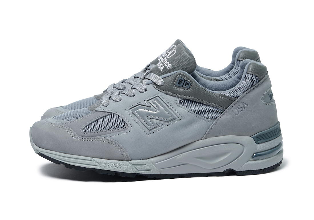 WTAPS New Balance 990v2 M990WT2 Release Date