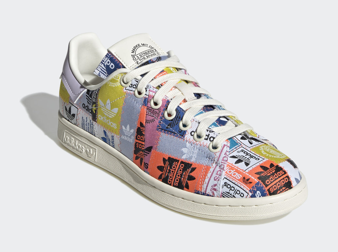 adidas Stan Smith Patchwork H03921 Release Date 1