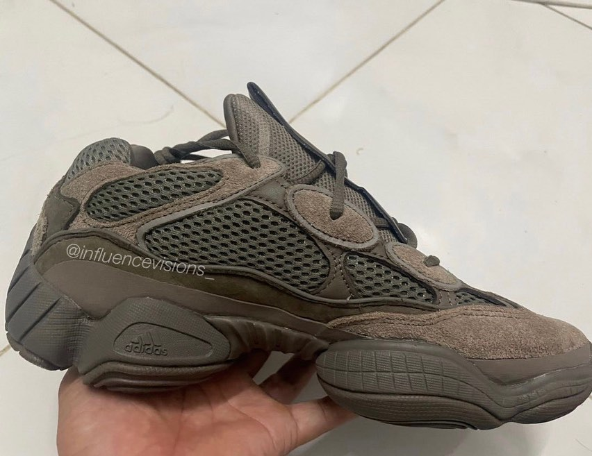 adidas Yeezy 500 Brown Clay Release Date