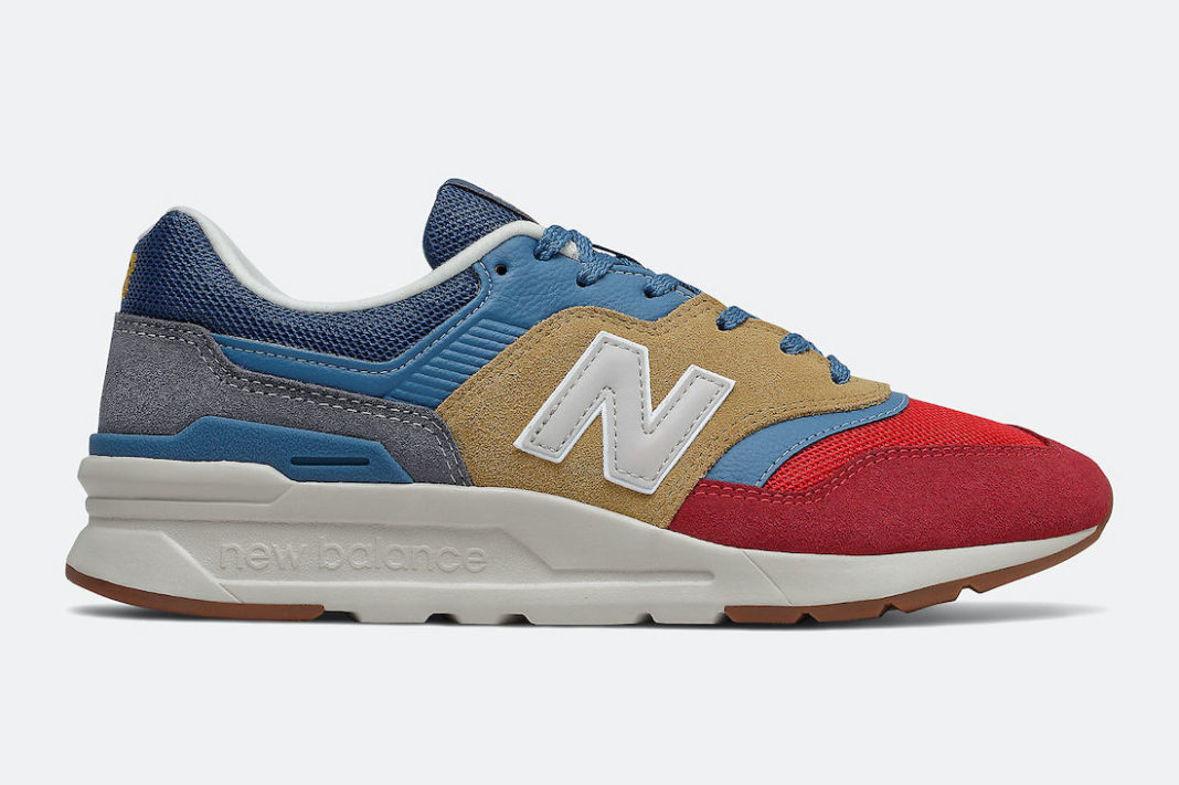 New Balance 997H Workwear Red CM997HVT Release Date
