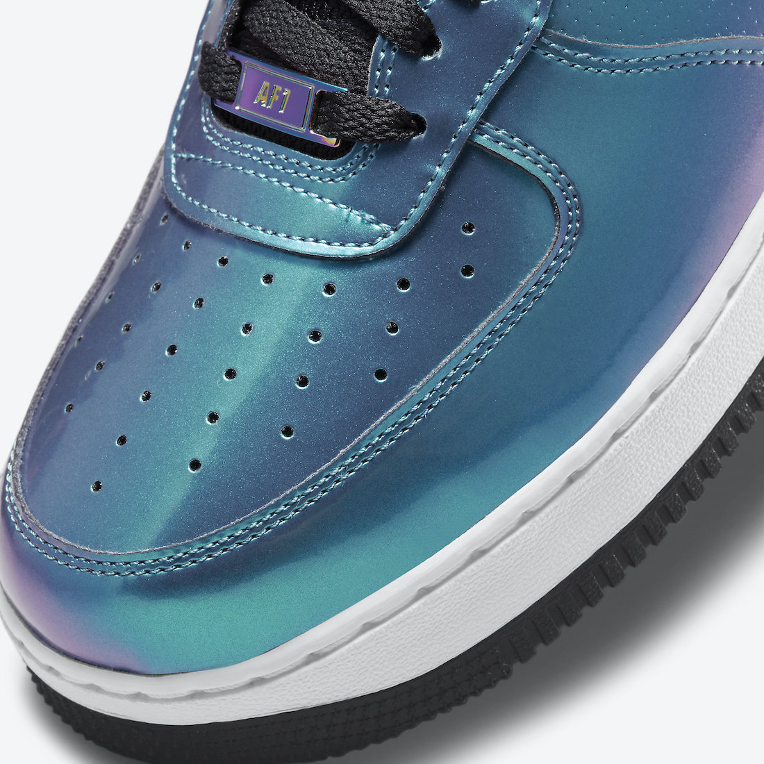 Nike Air Force 1 Low Iridescent DQ6037-001 Release Date