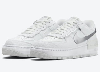 Nike Air Force 1 Shadow DQ0837-100 Release Date