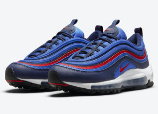 Nike Air Max 97 GS Spider-Man DQ4716-400 Release Date